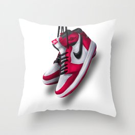 Classic 1s Throw Pillow