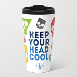Keep Your Head Cool Travel Mug