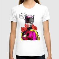 batgirl T-shirts featuring Batgirl by Ed Pires