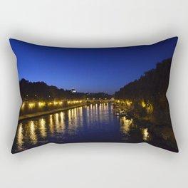 Romantic evening Rectangular Pillow