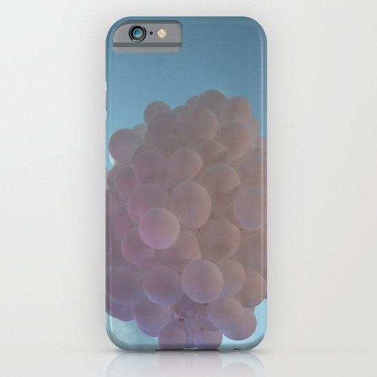 up up and away - balloons iPhone & iPod Case
