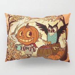 Fall Folklore Pillow Sham