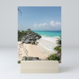 Lighthouse of Tulum Mini Art Print