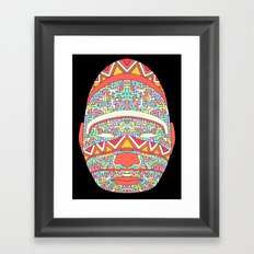 The Shaman 1 Framed Art Print
