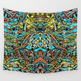 Zumachi Wall Tapestry