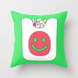 anyuto 01 Throw Pillow