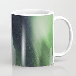 AURORA BOREALIS DURING NIGHT TIME Coffee Mug
