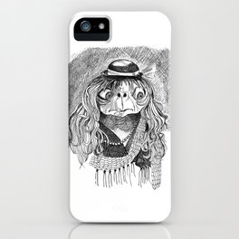E.T Play House iPhone Case