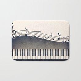Piano Bath Mat