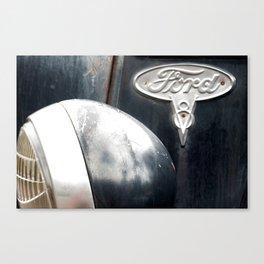Ford V8 Canvas Print