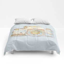 TRAVEL NIK0N Comforters