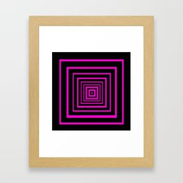 Into your Soul | Deep breath | Inside Framed Art Print