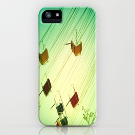 Fly around iPhone Case