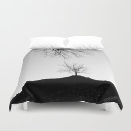 Be With You Duvet Cover