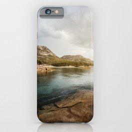 Honeymoon Bay Freycinet National Park | Tasmania Australia Nature Landscape Travel Photography iPhone Case