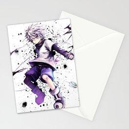 Hunter x Hunter Killua Zoldyck Stationery Cards