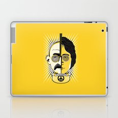 We recommend Peace Laptop & iPad Skin