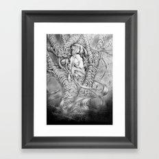 Driade 4 Framed Art Print