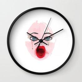 UNTITLED K Wall Clock