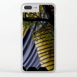 Pest Control Clear iPhone Case