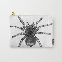 White Knee Carry-All Pouch