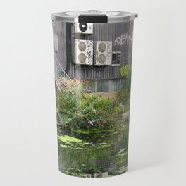 Hackney Reflection Travel Mug