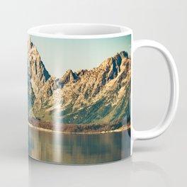 Mountain Lake Escape Coffee Mug