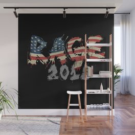 RAGE 2016 Wall Mural