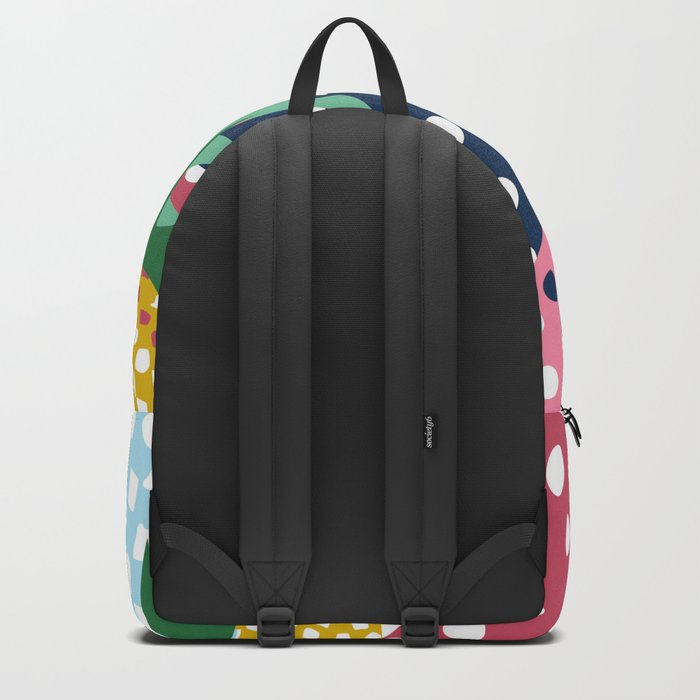 pineapple mix Backpack