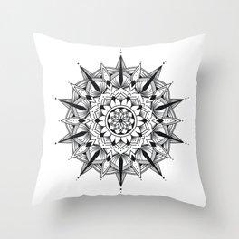 Mandala collection 3 Throw Pillow