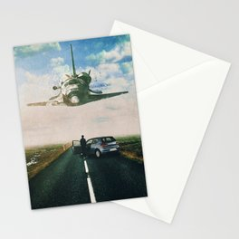 Discovered Stationery Cards