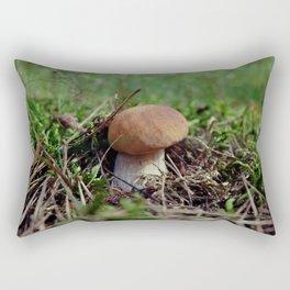 Bolete Rectangular Pillow