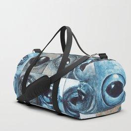 Changing eyes Duffle Bag