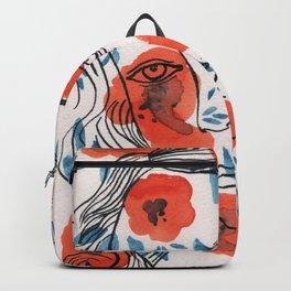 Botticelli girl Backpack