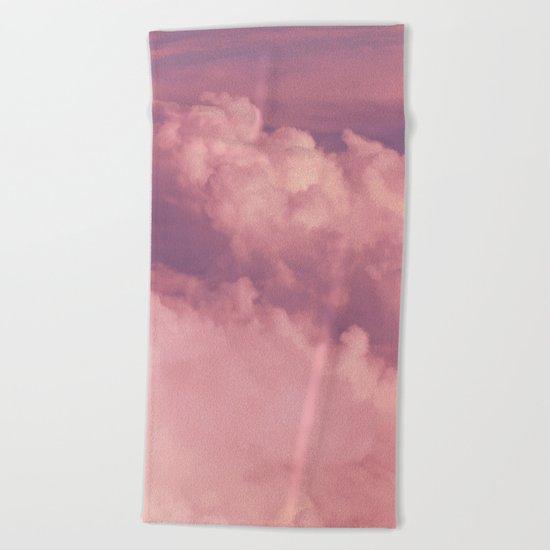Cloudscape I Beach Towel
