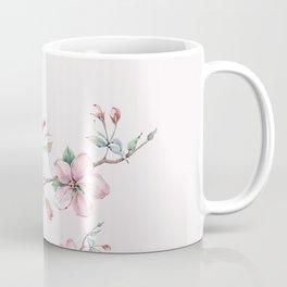 Apple Blossom Pink #society6 #buyart Coffee Mug
