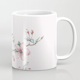 Apple Blossom Pink #society6 #buyart Coffee Mug