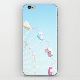 Fryeburg Fair Ferris Wheel iPhone Skin