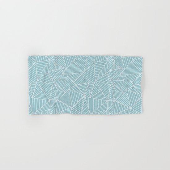 Ab Lines Salt Water Hand & Bath Towel