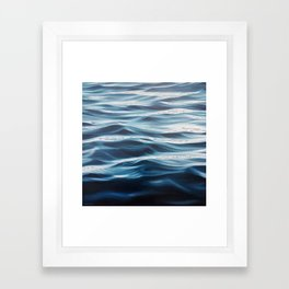 Bring It In Framed Art Print