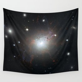 Bright galaxy Wall Tapestry