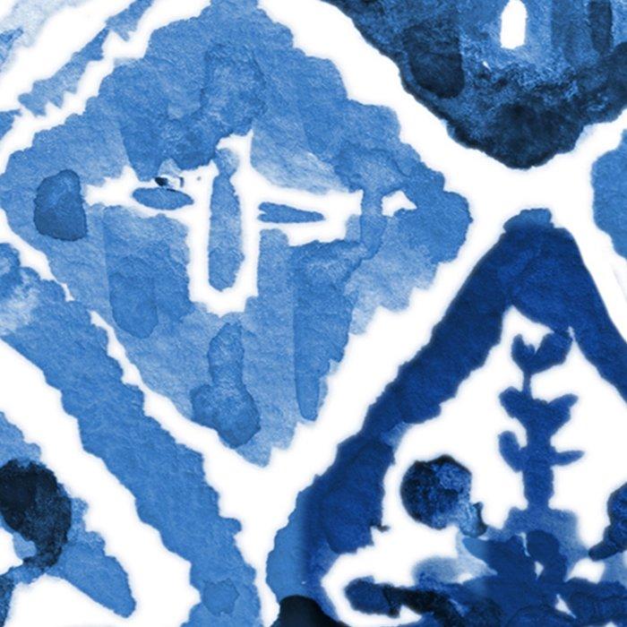 Arabesque tile art Leggings