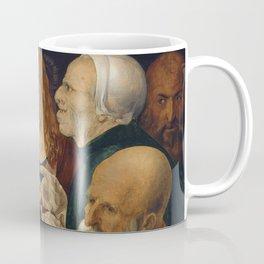 Christ among the Doctors by Albrecht Durer Coffee Mug
