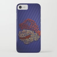 mario bros iPhone & iPod Cases featuring Mario & Bros by Mason DeGraff