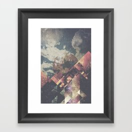 Land of the Rising Sun Framed Art Print