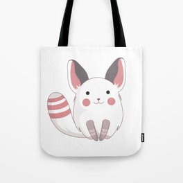 Chinchilla Tote Bag