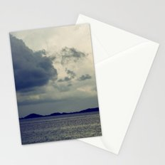 Clouds on the water... Stationery Cards