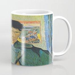 Vincent van Gogh's Self-Portrait Coffee Mug