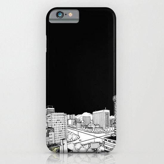 Jongro Street iPhone & iPod Case