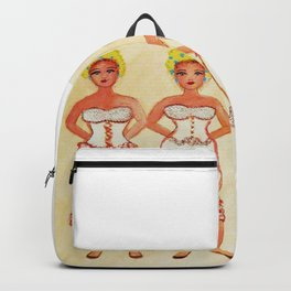 THREE SISTERS ART Backpack